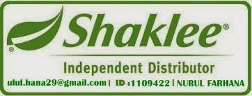 SHAKLEE DISTRIBUTOR