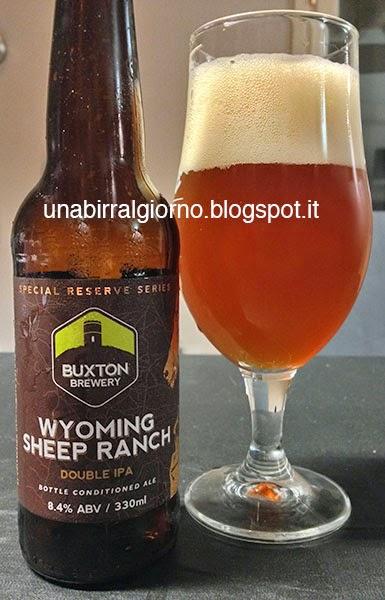 Una birra al giorno buxton wyoming sheep ranch for Rimodernato ranch di entrata del ranch
