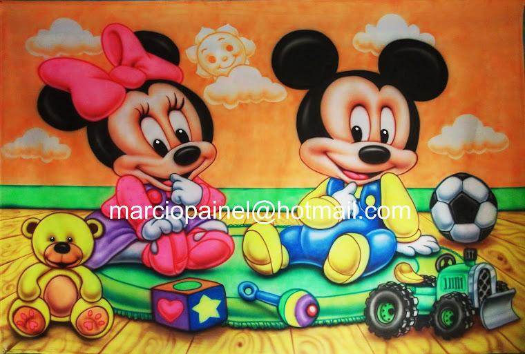 Mickey Minie