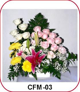 bunga ucapan terima kasih