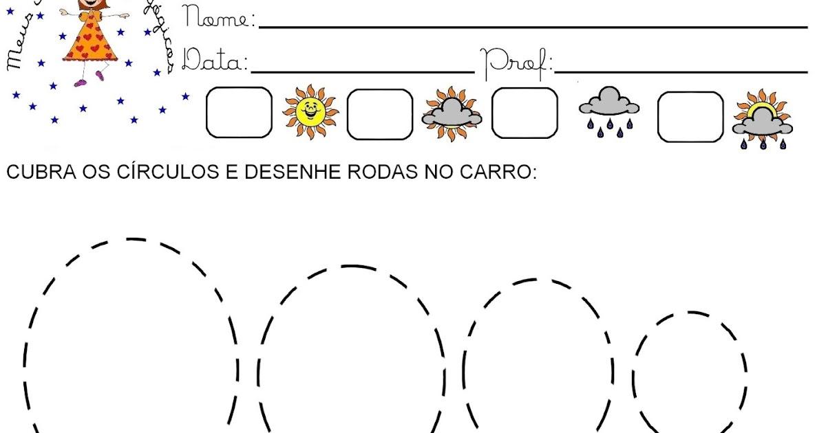 Blog Professor Zezinho : Atividades Coordenação Motora ...