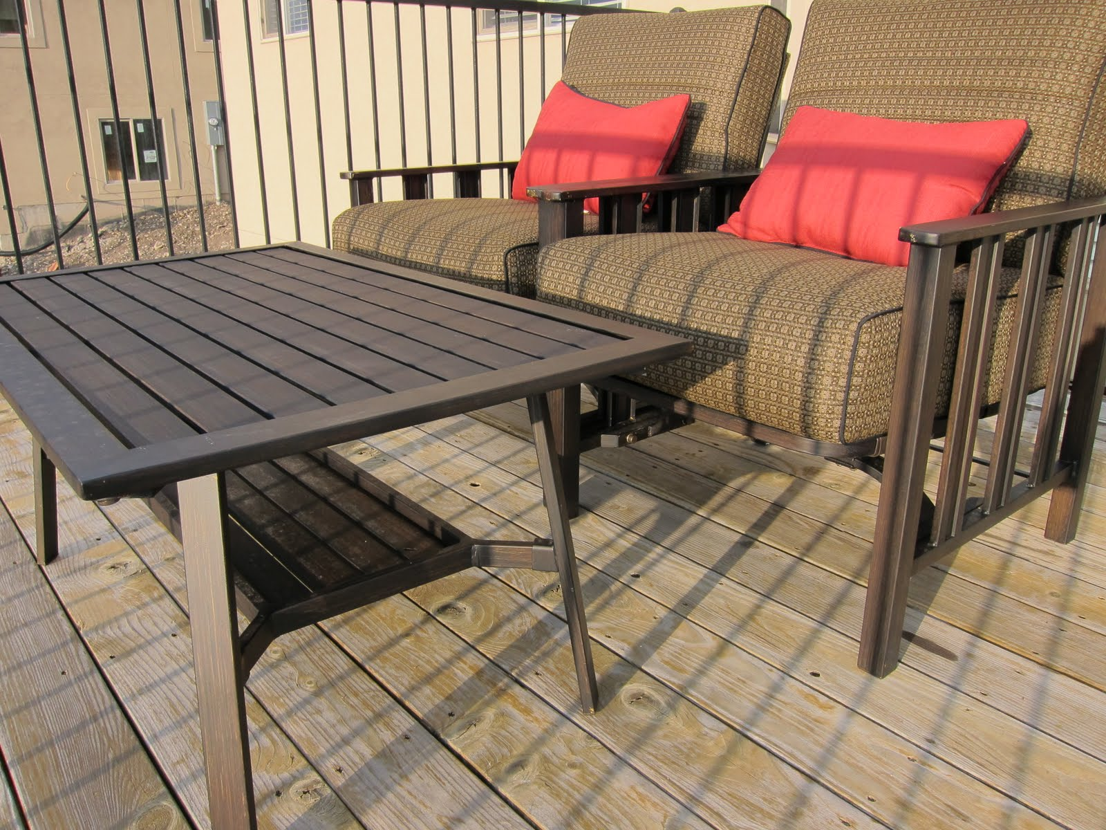 Diy outdoor furniture covers it