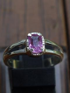 ceylon pink sapphire
