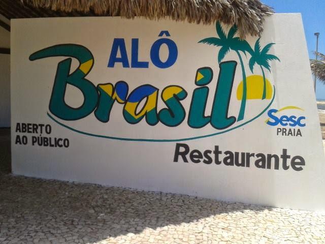 RESTAURANTE ALÔ BRASIL -SESC PRAIA