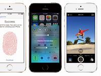 iPhone 5S dan iPhone 5C Duet Maut Jawara Baru Apple