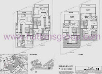 Whitley Residences 2nd Storey Floor Plan