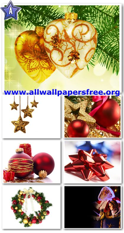 40 Beautiful Christmas Wallpapers 1600 X 1200