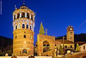 Άγιος Μηνάς - Πύργος στο Εμπόριο Εορδαίας