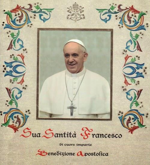 Risultati immagini per lettera papale
