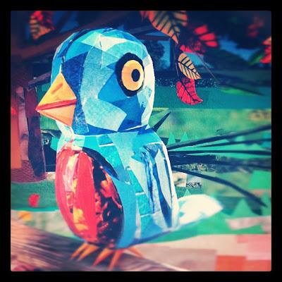 Birdy animation by Megan Coyle