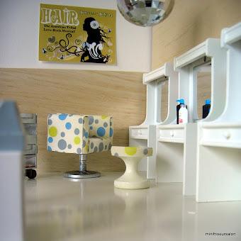 Fotos von Miniatur-Salons