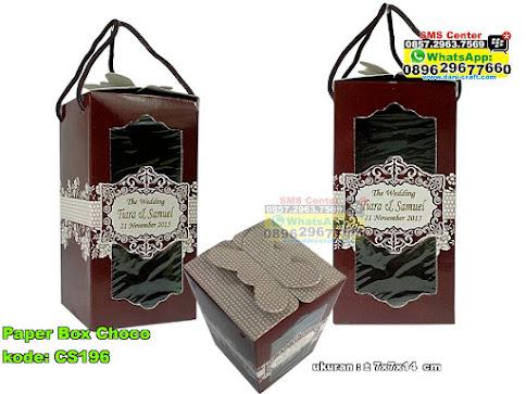 Paper Box Choco