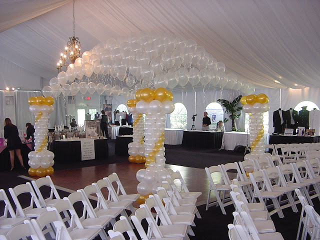 Balloon Decor Location
