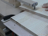 Empezar con un corte recto hasta llegar al tope. www.enredandonogaraxe.com