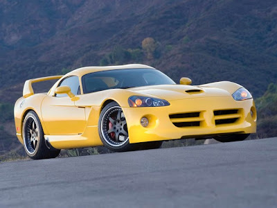 Hennessey Venom 1000 Twin Turbo SRT Coupe