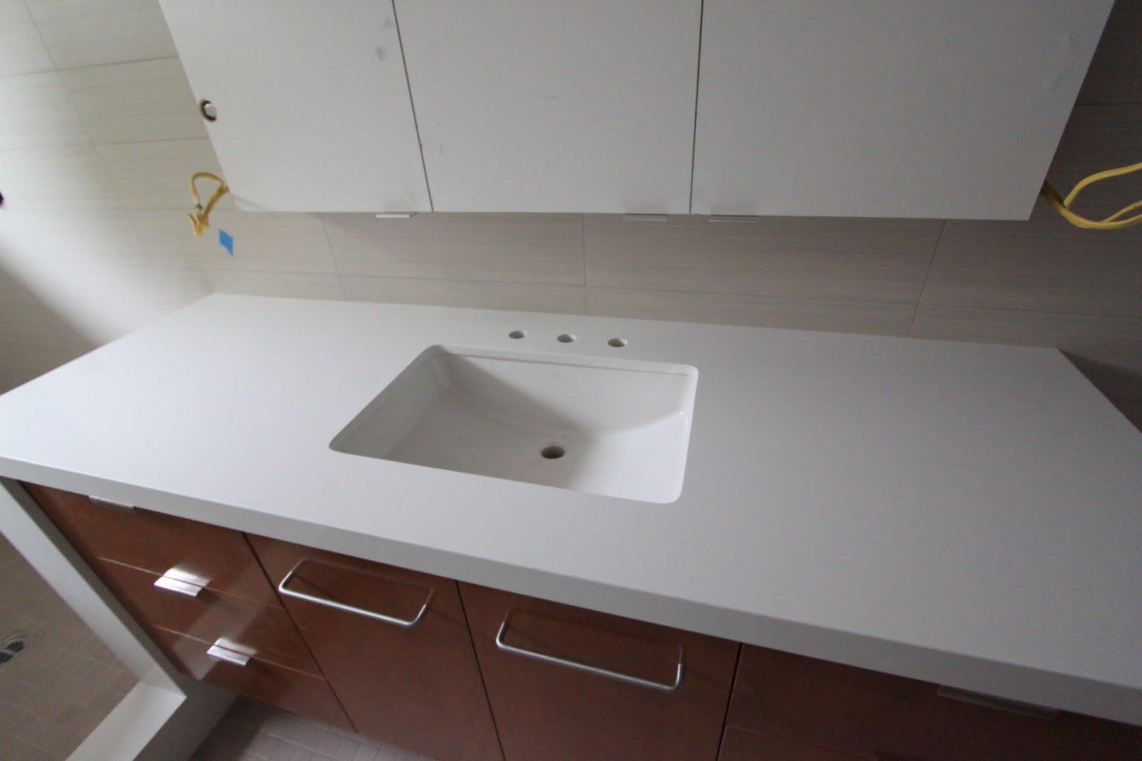 mid-century modern bathroom counters | mid-century modern ...