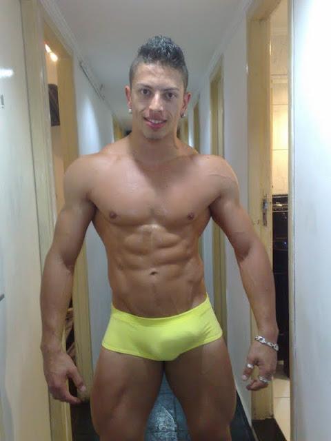 Boer Brief Underwear Models