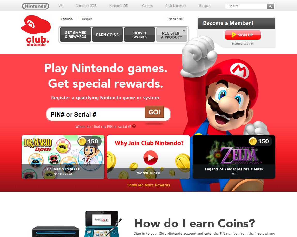 Desde Abril, Club Nintendo Dejara de existir