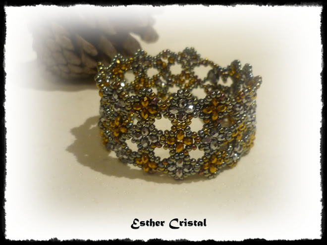 FOUR LEAF CLOVER CUFF DE MANEK LADY
