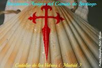 El Camino de Santiago en el Zorro Corredero