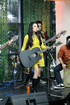 Arin Wolayan Perjuangkan Musik Country di Indonesia
