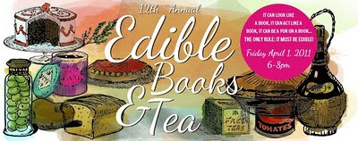 Edible Books & Tea