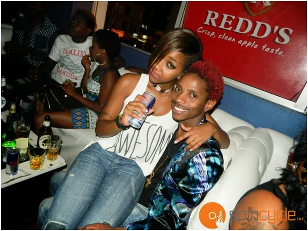 Did Eric Omondi really break up with his fiancee or its