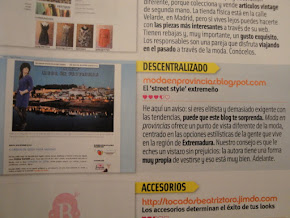 MI BLOG EN LA REVISTA 'CUORE'