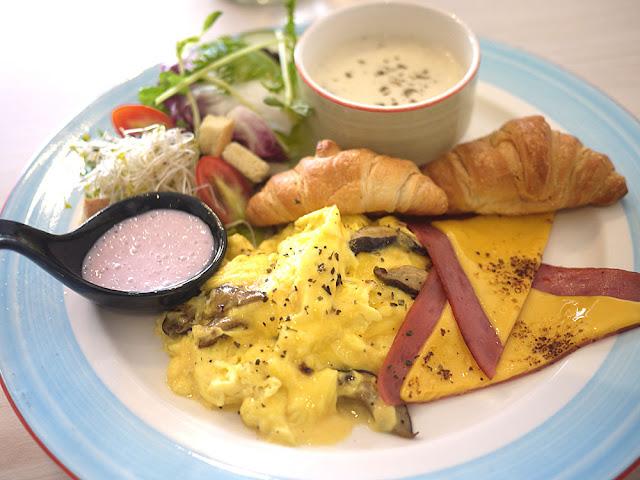 Lazy sun 特製早午餐