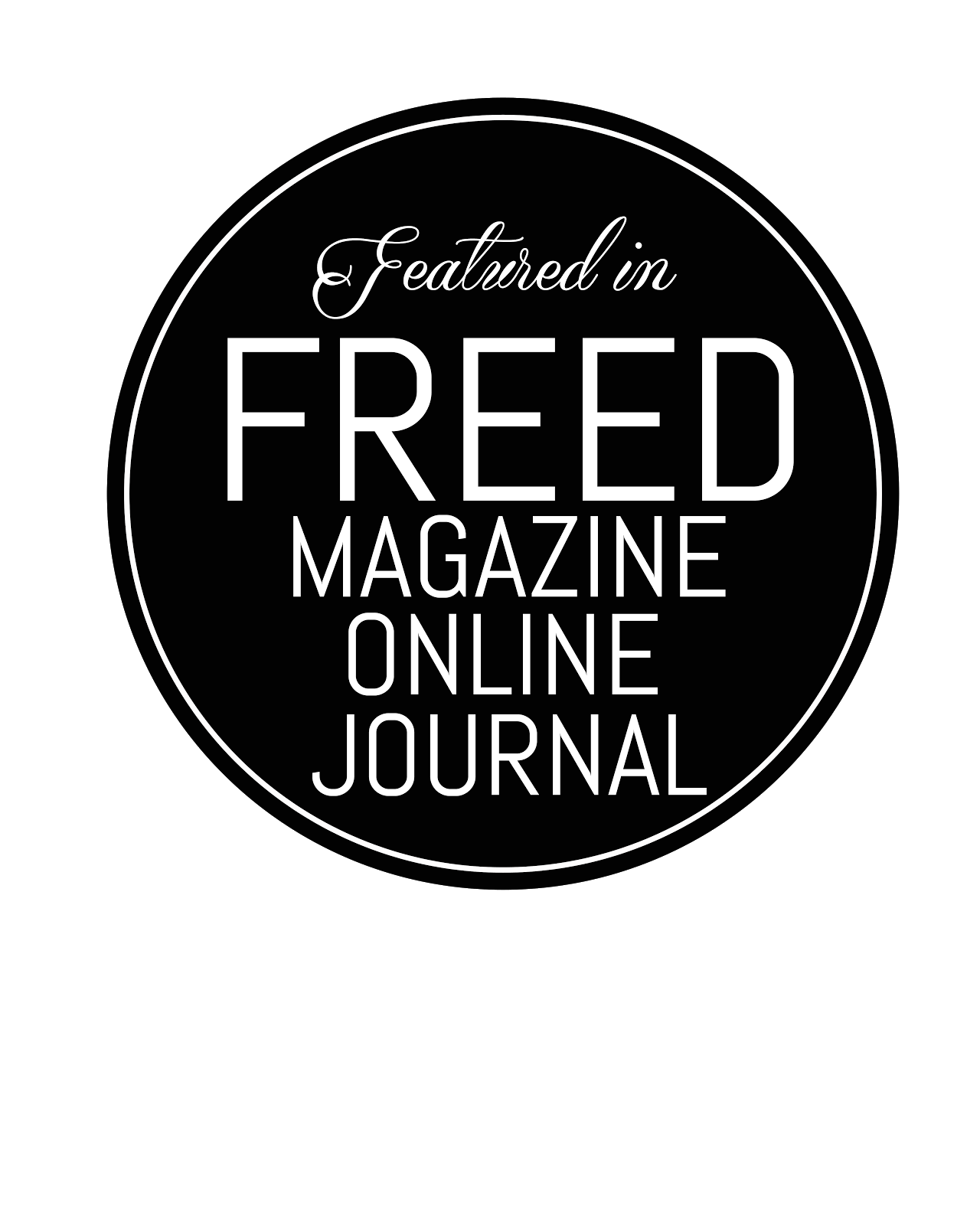 Featured in Freed Magazine