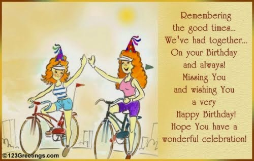 Heart Touching Quotes For Best Friend On Her Birthday Heart