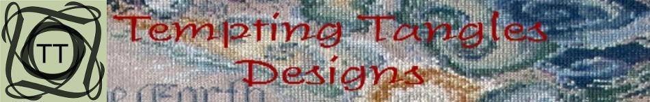 TEMPTING TANGLES DESIGNS