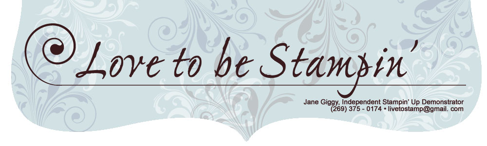 LoveTo Be Stampin'