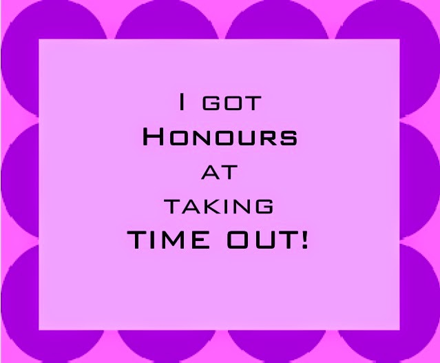 Time Out Honours!