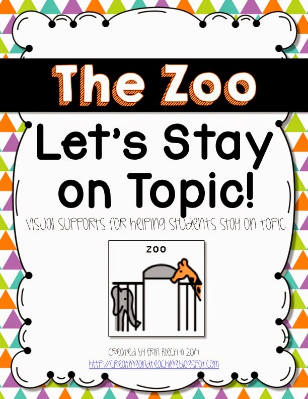 http://www.teacherspayteachers.com/Product/Visual-Conversation-Support-The-Zoo-1277856