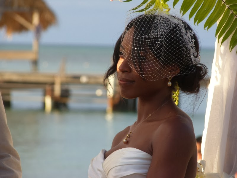 Abroad weddings in the Caribbean