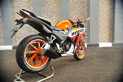 modif road race harian