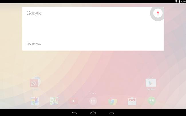 Instala Google Now Launcher en terminales con Android 4.1 o superior