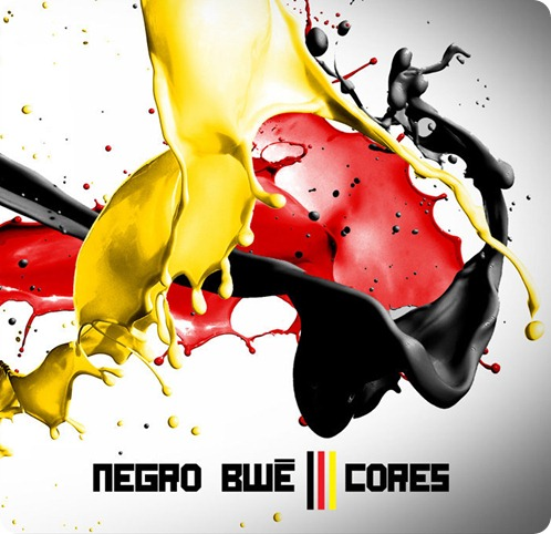 NEGRO BUE - 3 CORES
