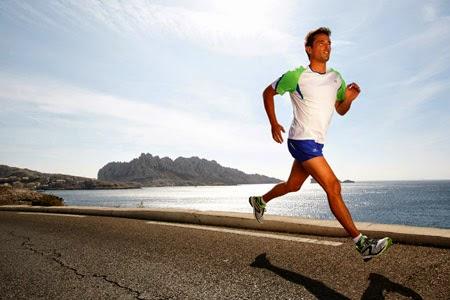 berlari untuk kesihatan