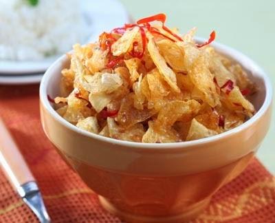 Resep Kentang, cara membuat kentang kering, kering kentang berbumbu enak