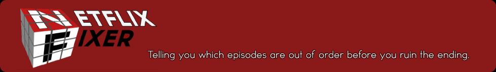 NetflixFixer