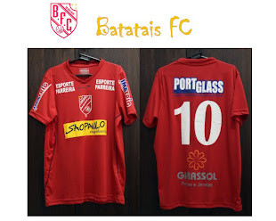 FantasmaShop - Camisas do Batatais