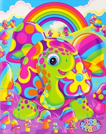 gallery for all lisa frank characters