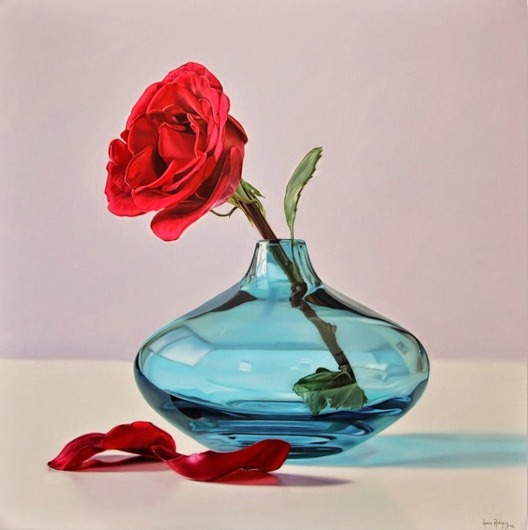 flores-rojas-cuadros-al-oleo-sobre-lienzo