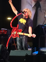 Sammy Hagar Circle Las Vegas Jeremy Bednarski Taking It Back