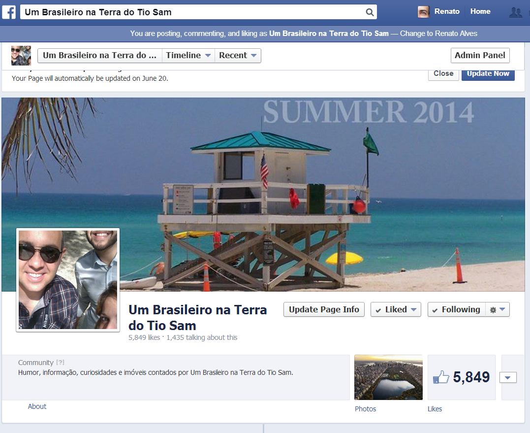 Curta Nossa página no Facebook!!