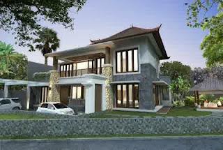 model rumah minimalis bali