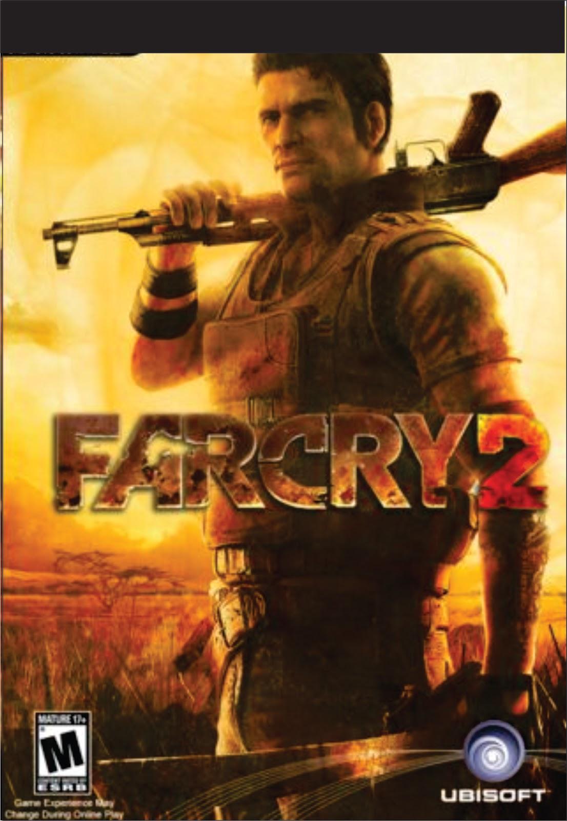 Скачать Far Cry 2 (Eng/2008)+Crack+Русификатор бесплатно.