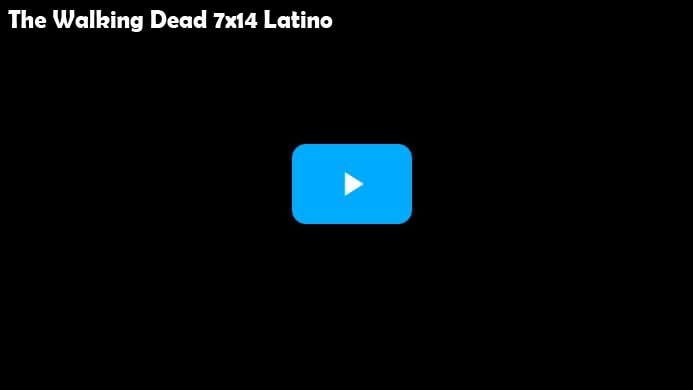The Walking Dead Temporada 7 Capitulo 14 Opcion Latino